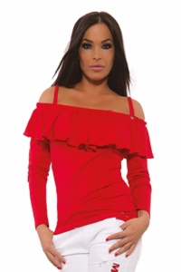 Camiseta Font Rojo