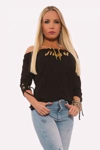 Camiseta Lenor Negro
