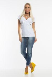 Camiseta Rita Blanca