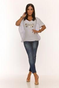 Camiseta Sebi Blanca