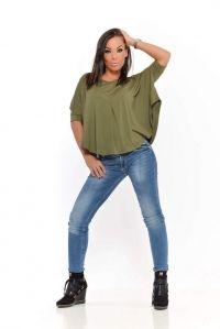Camiseta Shea Verde Mil