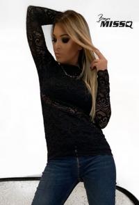 Camiseta Sophia Encaje
