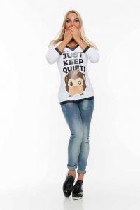 Camiseta Tuti Blanco