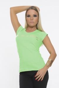 Camiseta Tuti Verde Claro