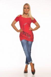 Camiseta Uno Rojo