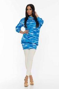 Vestido Alba Azul
