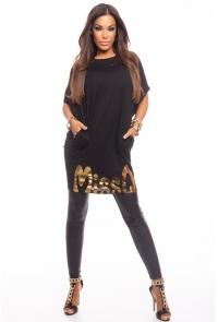 Vestido Amir Negro