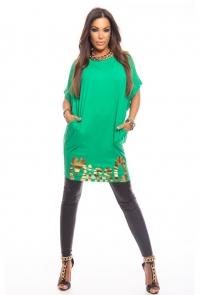 Vestido Amir Verde