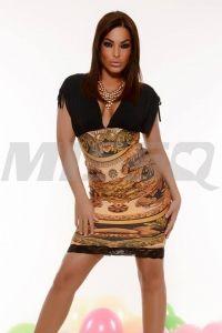 Vestido Bagdad