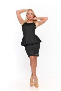 Vestido Becca Negro