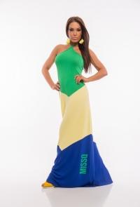 Vestido Crinolina 3R