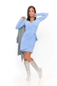Vestido Elixir II Azul Claro
