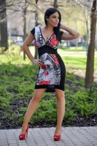 Vestido Franca N