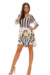 Vestido Linda Azteca