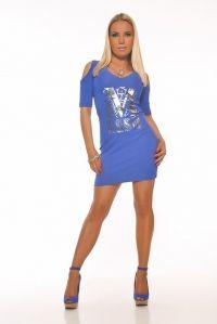 Vestido Mars Azul