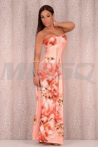 Vestido Maxi Fruzina Na