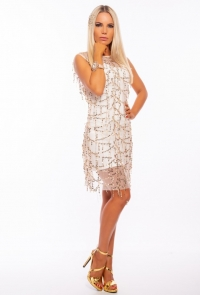 Vestido Simona Lentej