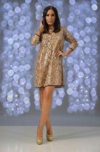 Vestido Simona Serp