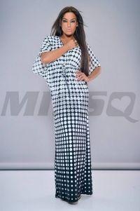 Vestido Turner Maxi